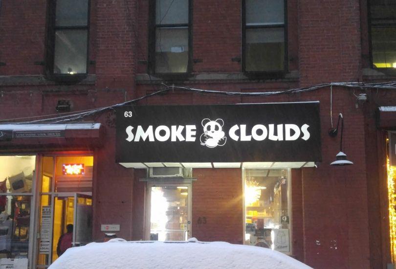 Smoke N Clouds