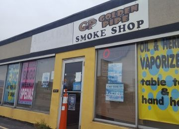 Golden Pipe Smoke Shop