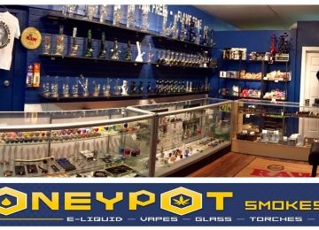 Honeypot Smoke Shop
