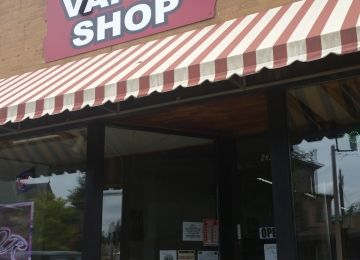 JSS Vapor shop
