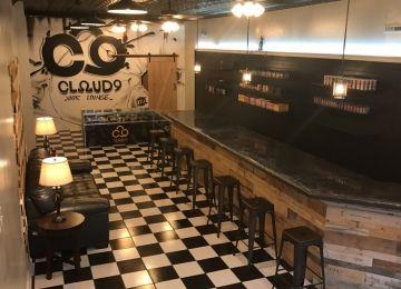 Cloud 9 Vape Lounge III