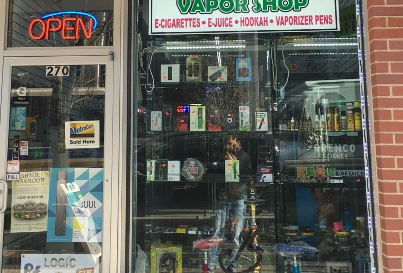 MK Smoke Shop - 270 Main St White Plains, NY