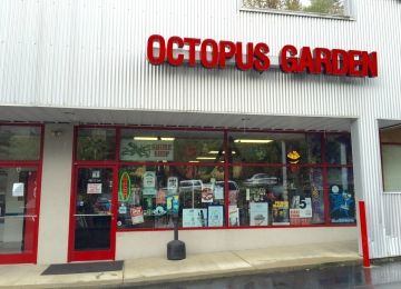 The Octopus Garden Smoke Shop