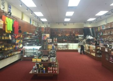 High Life Smoke Shop North Tryon