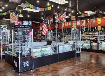 High Life Smoke Shop University