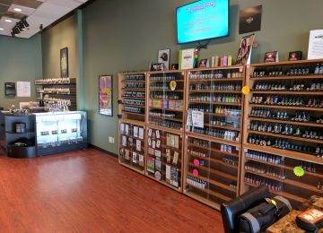 MadVapes Raleigh NC (New Bern Ave)