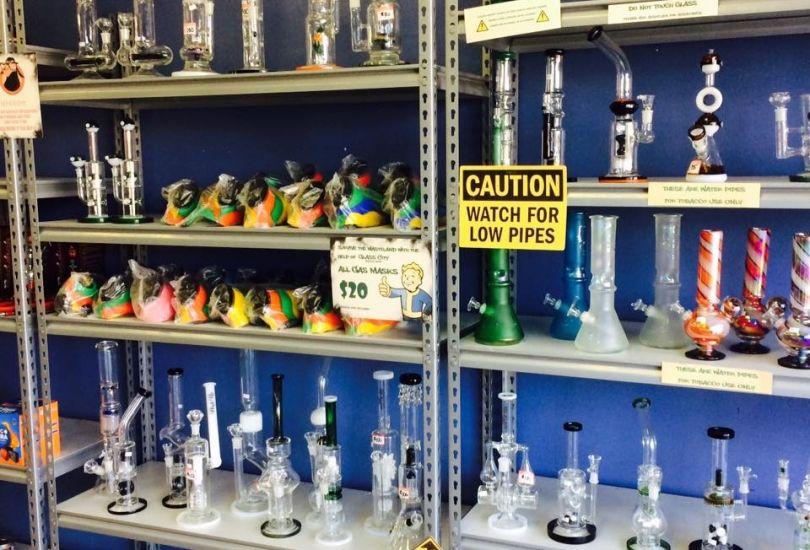 Glass City Smoke Shop