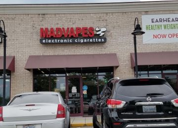 Madvapes Wendover Ave
