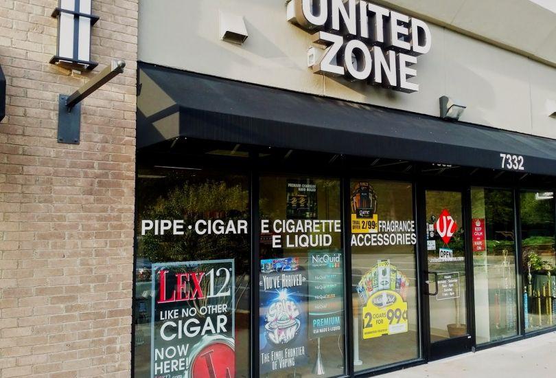 United Zone Cigar and e cigarette Store / Tobacco Shop