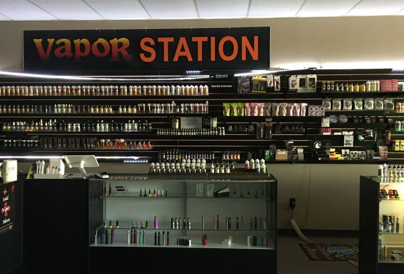 Vapor Station - 2850 Whipple Ave NW Canton, OH