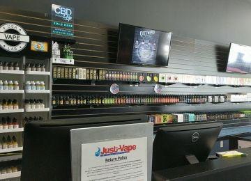 Just Vape Electronic Cigarettes