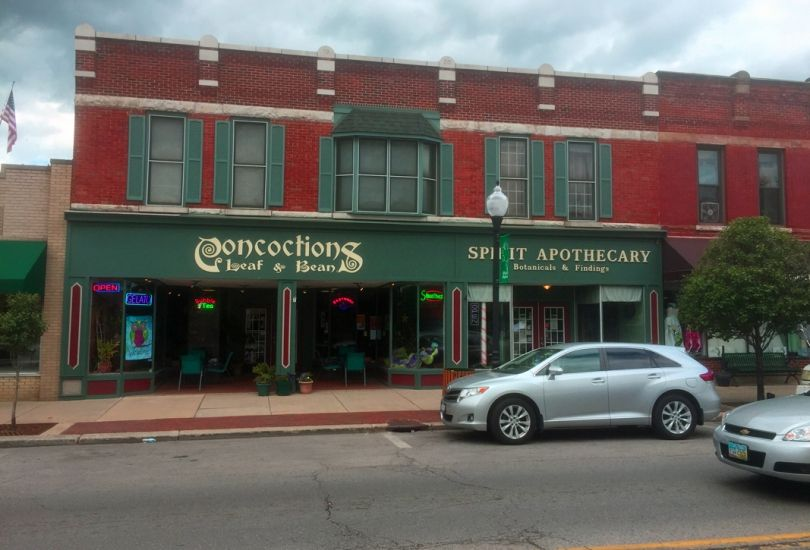 Spirit Apothecary 664 Broadway Ave Bedford Oh