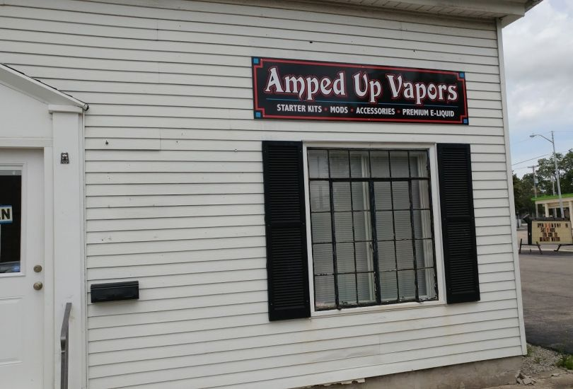 Amped Up Vapors