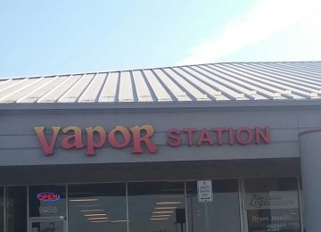 Clintonville Vapor Station
