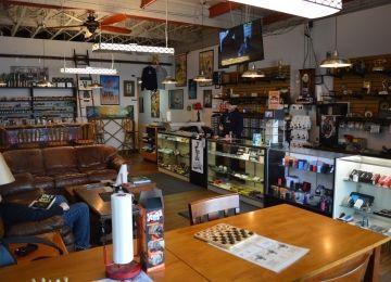 Cloud Chamber Vapor Lounge & Emporium