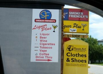 Smoker Friendly's Liquor Plus