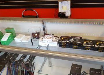 Revolver Electronic Cigarettes Vapor Lounge