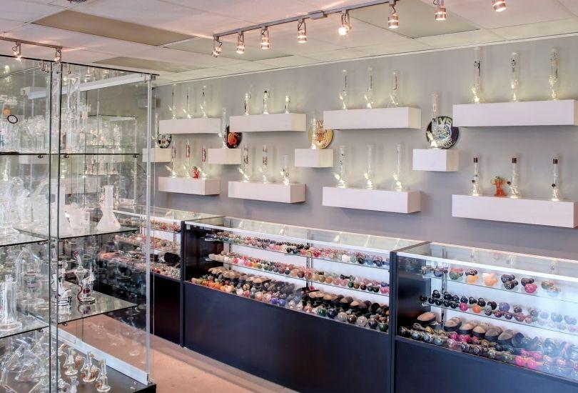 NVS Glassworks (Woodstock) | Headshop in Portland, Oregon
