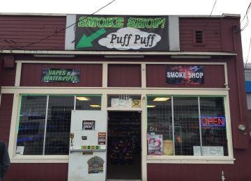 Puff Puff smoke shop