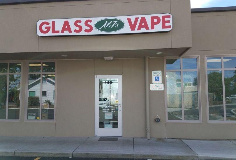 MJ's Glass & Vape